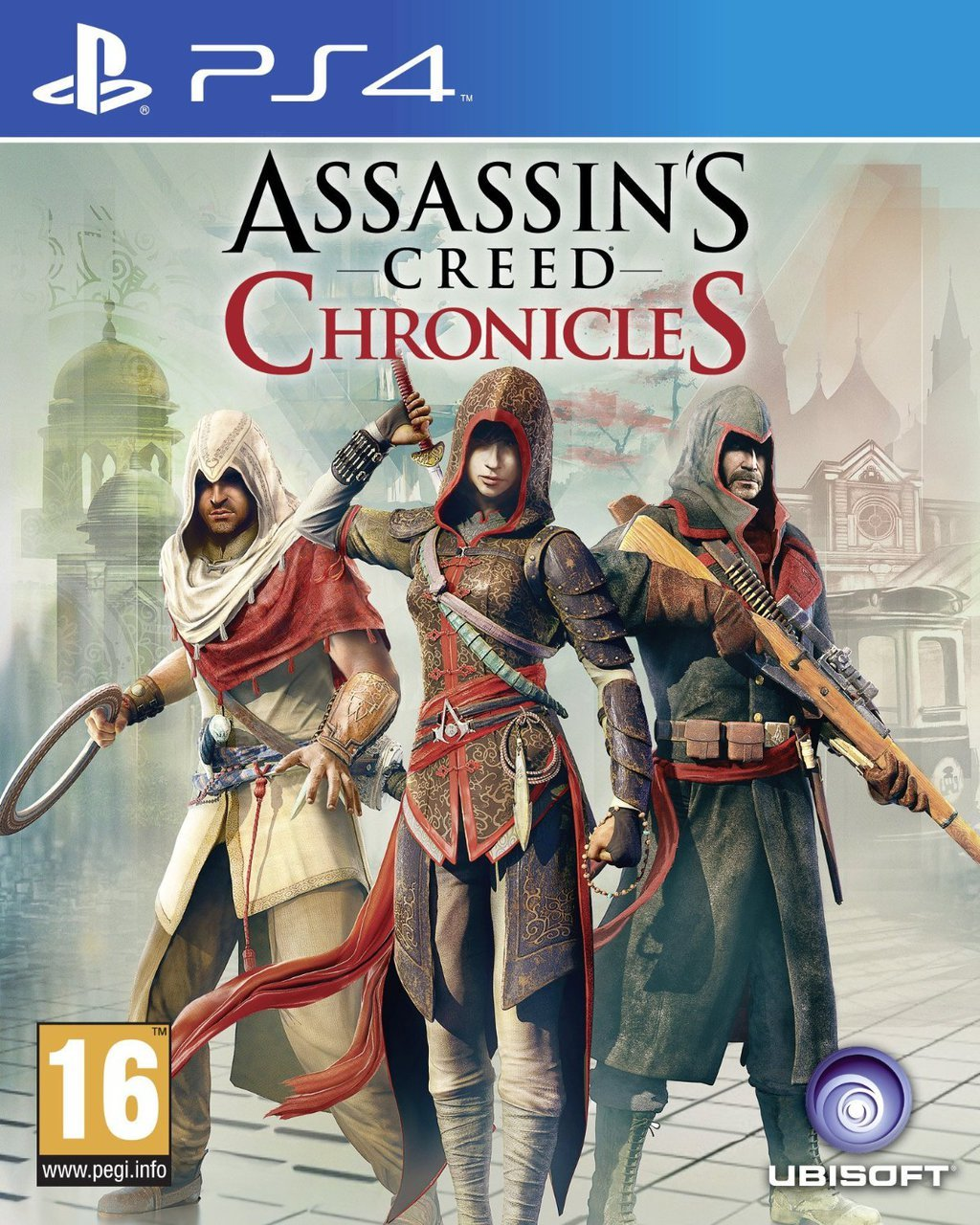 PS4 Games Download 2018: Assassin's Creed Chronicles PS4 (PKG)