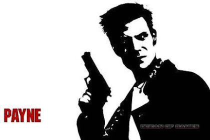 Free Download Game Max Payne 1 for Computer PC or Laptop Full Crack