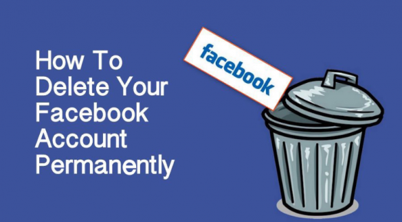 Delete Facebook account In 4 Steps | How To delete my Facebook Account | Backup Facebook data
