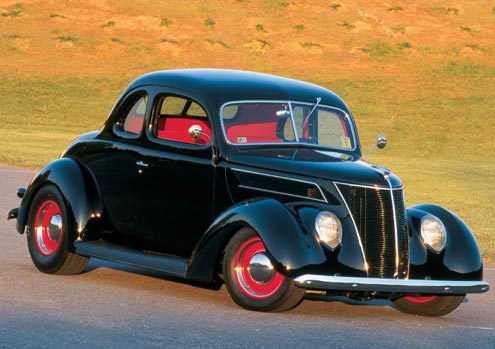 1937 Ford coupe pictures