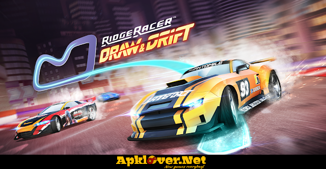 Ridge Racer Draw And Drift APK MOD