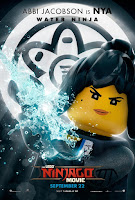 The Lego Ninjago Movie Poster 14