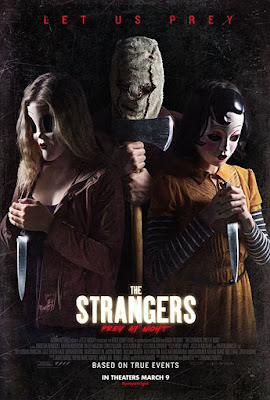Sinopsis The Strangers : Prey at Night