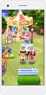 Nintendo Animal Crossing Pocket Camp mobile game
