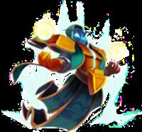 imagen del noble dragon sacerdote