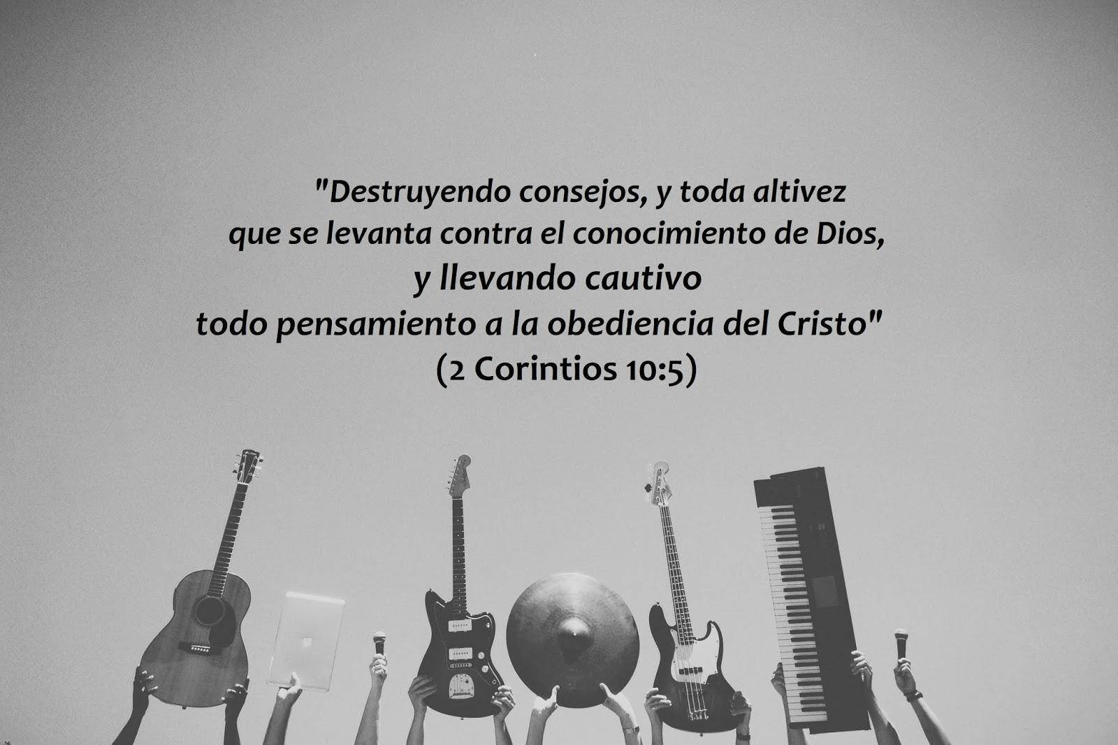 Amas A Cristo 12 Razones Para No Escuchar Musica Secular