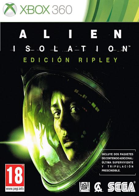 Alien Isolation Portada