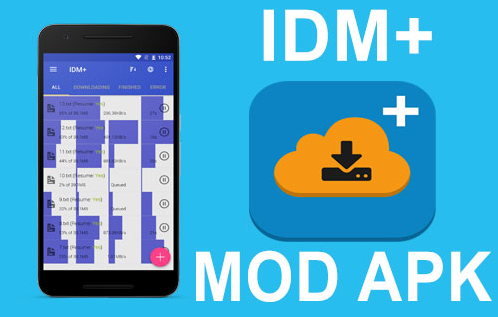 Download IDM+: Fastest Music, Video, Torrent Downloader MOD cho Android