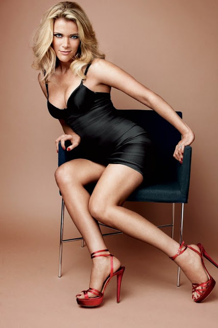 Megyn Kelly, GQ magazine 2010 shoot, Donald Trump, Sexy photoshoot