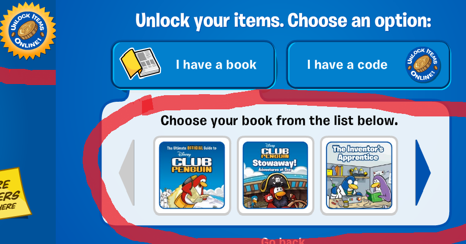 Club Penguin Rewritten Cheats™: CPR Book Codes