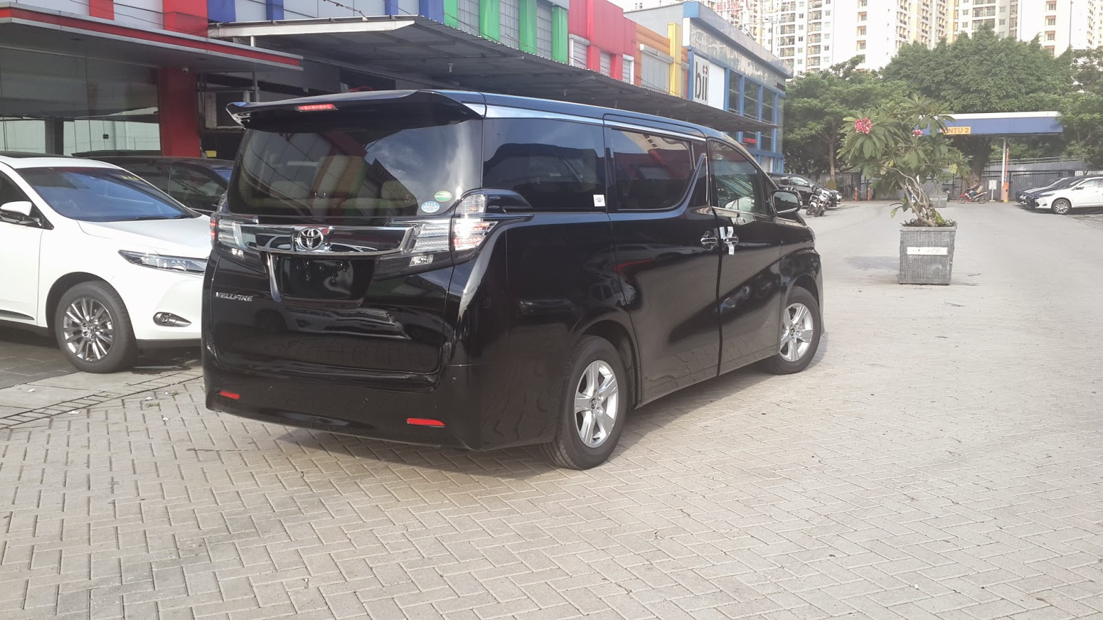 Harga All New Vellfire Grand Avanza Type G 2018 Interior 2017 Mobil Zg Audioless Spesifikasi Dan