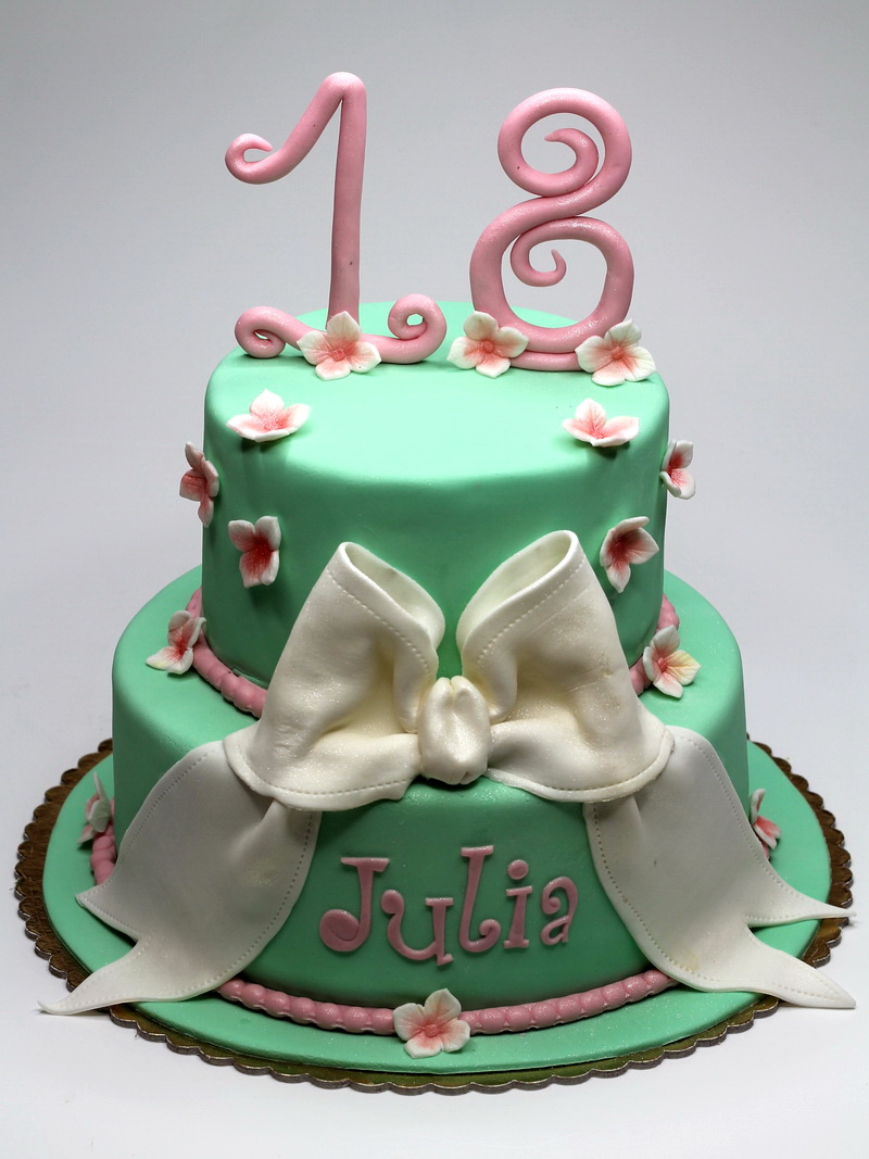 Dartford Cakes 18th Birthday Cake