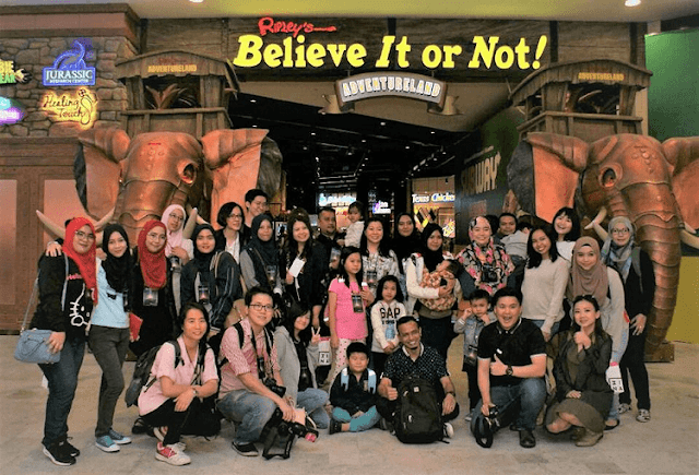 Ripley's Believe It Or Not Odditorium Resorts World Genting,