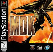 MDK - PS1 - ISOs Download