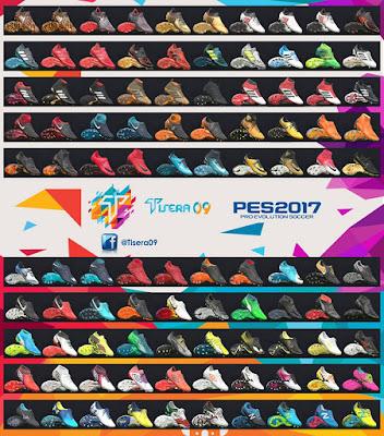 PES 2017 New BootPack v7 by Tisera09