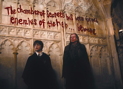 Review Harry Potter and the Chamber of Secrets (2002)