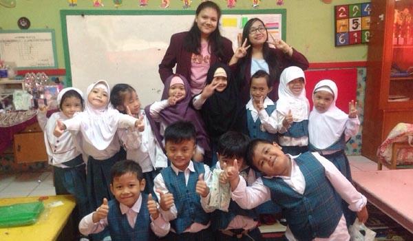 Kunjungan Mahasiswa Binus University Jakarta
