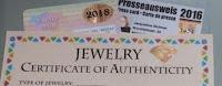 Hologrammetiketten für Tickets, Gutscheine und vertrauliche Unterlagen