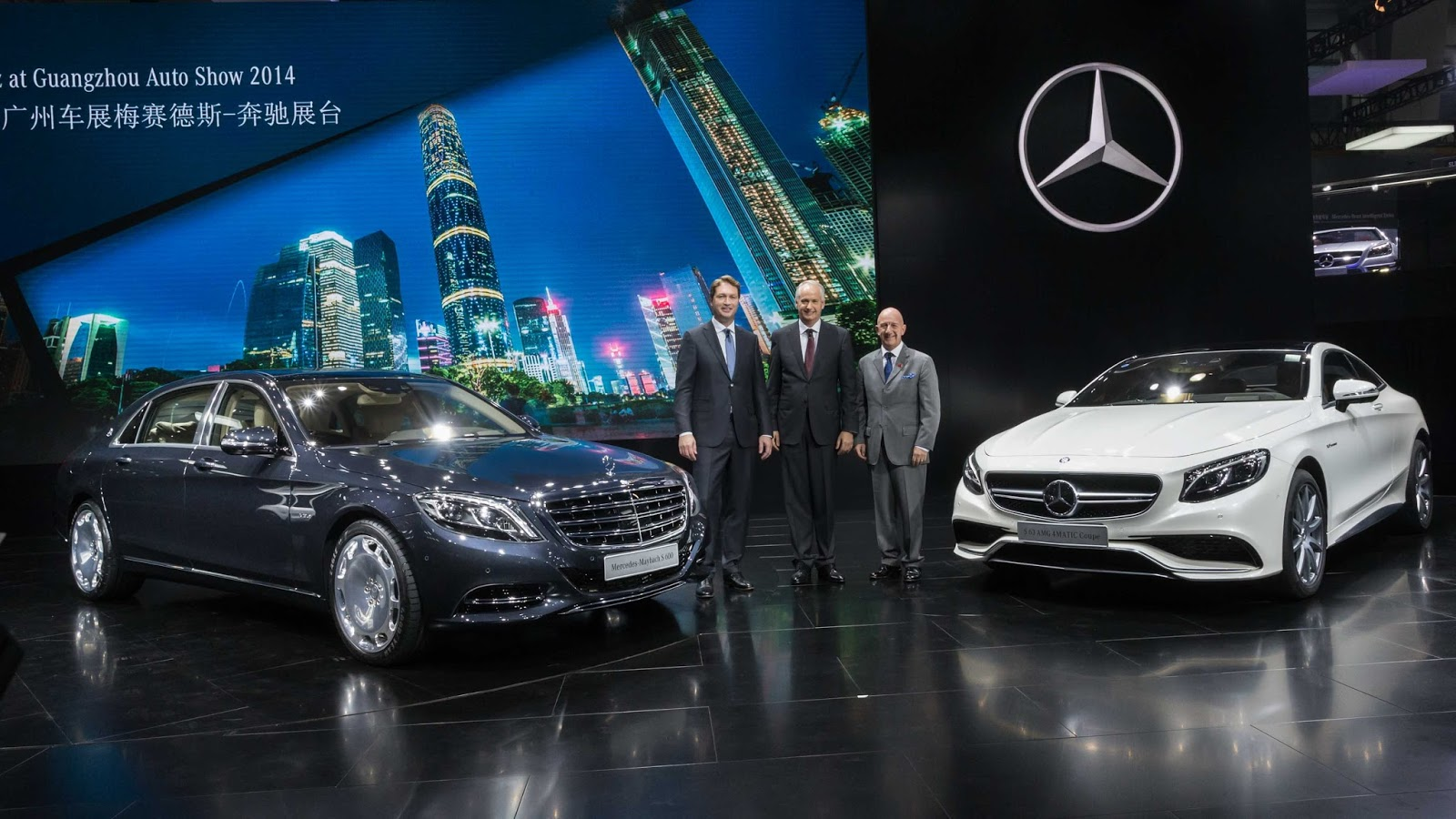 Mercedes-Maybach S600 is Revealed!