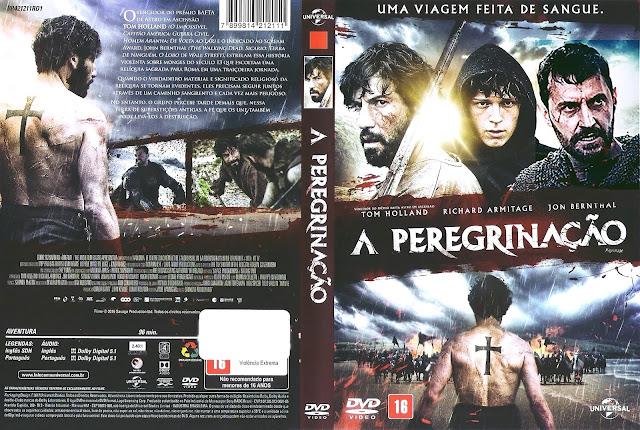 Capa DVD A Peregrinação
