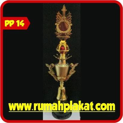 Pusat Trophy Piala Murah surabaya, Piala Trophy Gold Model, Sedia piala Akrilik, 0856.4578.4363