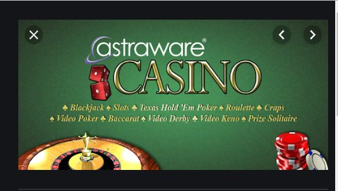 Astraware Casino HD Apk Free on Android Game Download