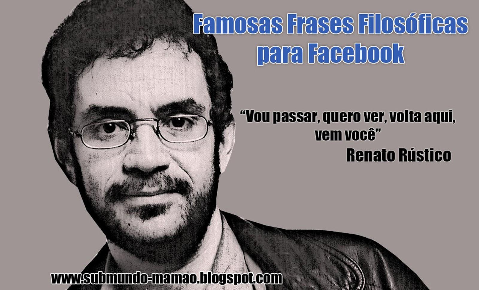 Frases Para Compartilhar No: Piadas Pro Facebook: Frases De Famosos Para Compartilhar