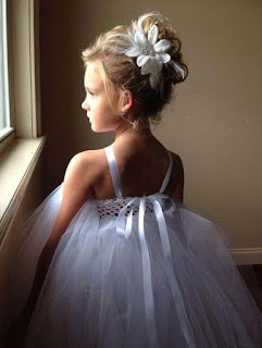 Best Updo Hairstyles for Flower Girls