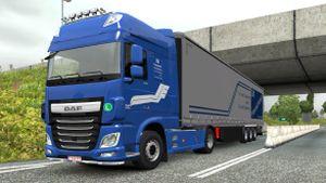 IM Transport Zepce BIH pack for DAF E6