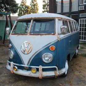 Vw Bus Craigslist Find