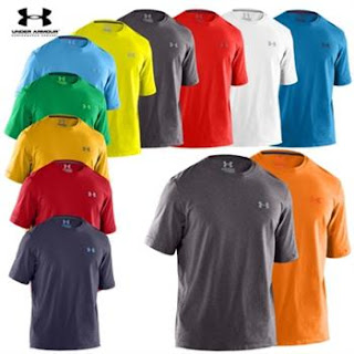 T Shirt Under Armour Original Harga Murah  eb54aec972
