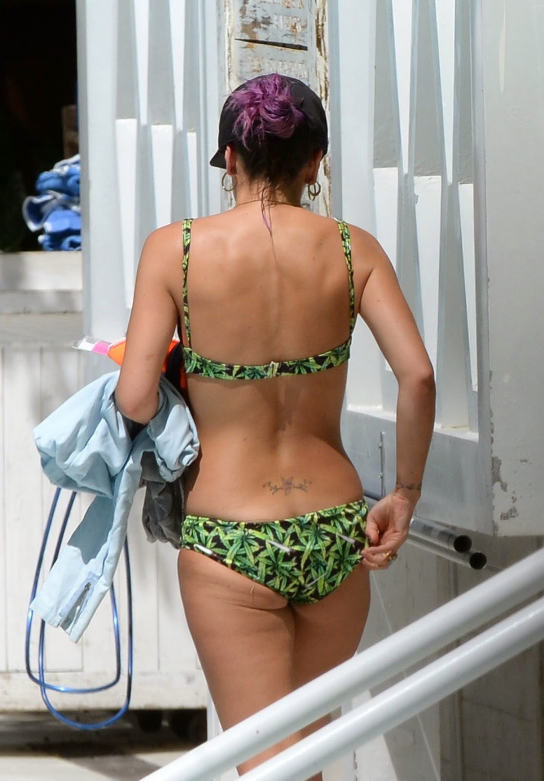 Phrase... super, lily allen bikini thought differently