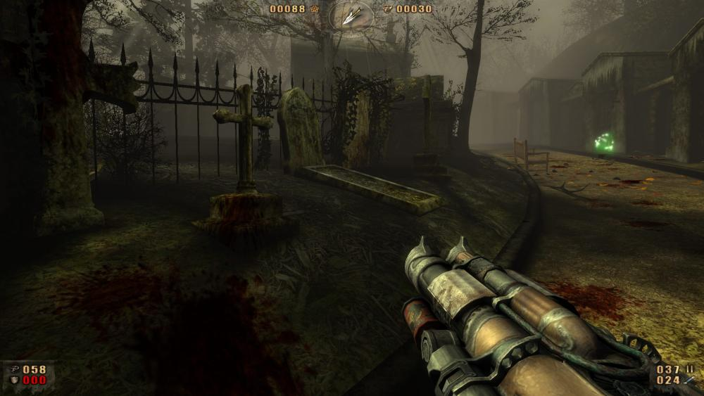painkiller recurring evil PC screenshot