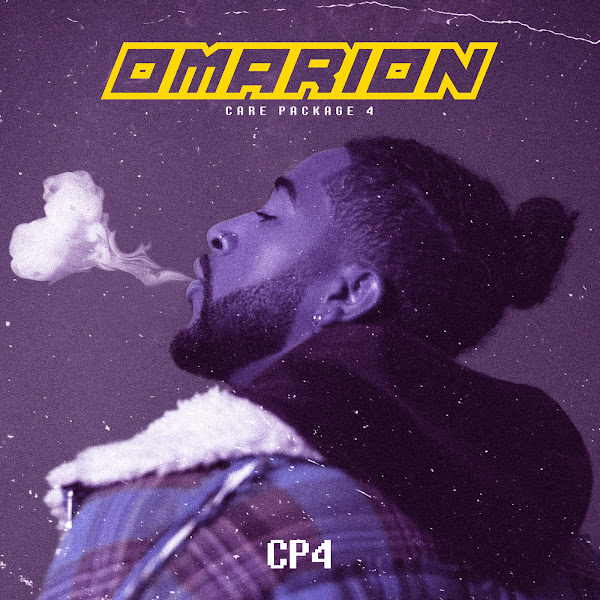 Omarion - CP4 - EP Cover