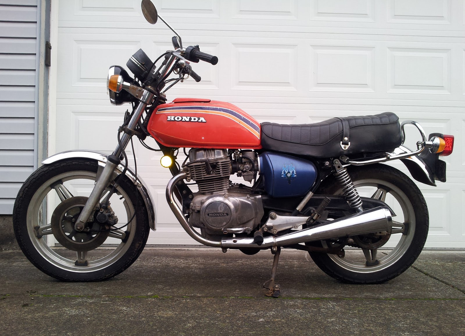 1978 honda cb400 wiring diagram microbiology prokaryotic cell labeled mine and co cb400t
