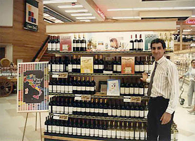 A brief history of a working father in the wine industry