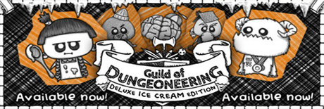 Guild of Dungeoneering Ice Cream Headaches-PLAZA
