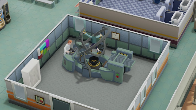 Two Point Hospital Pebberley Island PC imagenes
