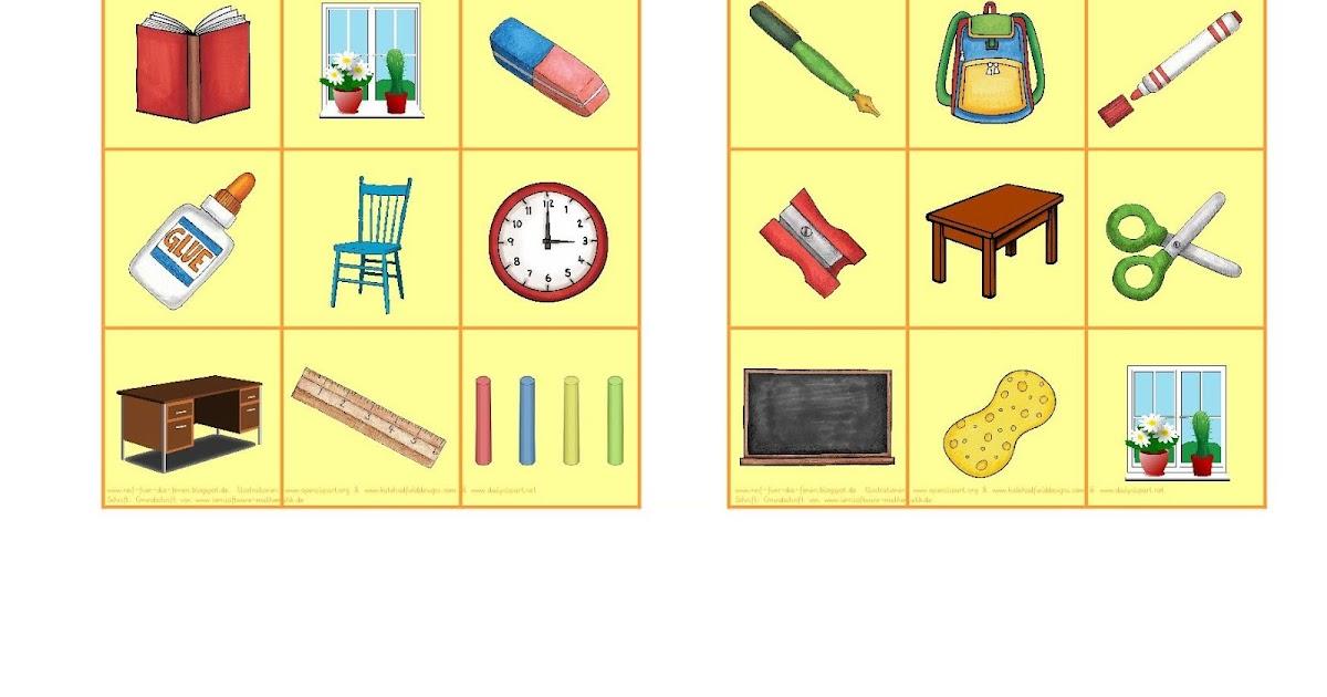 Reif für die Ferien: Englisch- Bingo zum Thema \