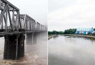Sevoke rail bridge over Teesta river