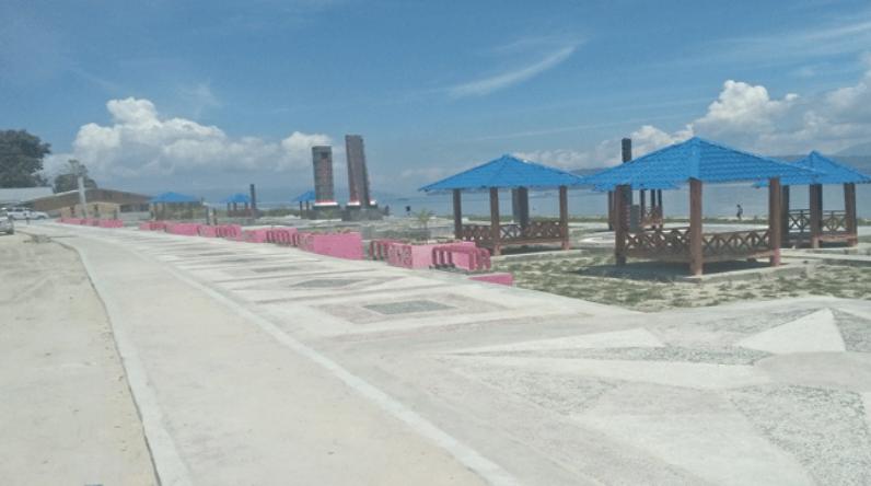 Objek Wisata Maria Balige Jendela Dunia 16