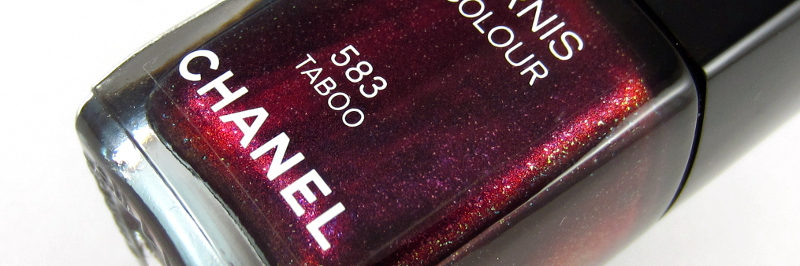 Chanel • Le Vernis 583 Taboo