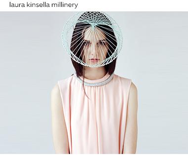 Laura Kinsella millinery