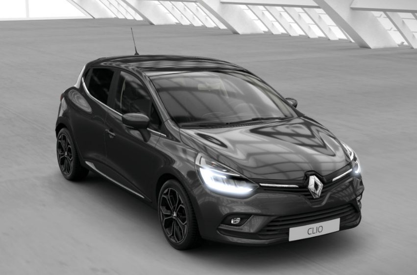 renault clio iv restyl e 2019 couleurs colors. Black Bedroom Furniture Sets. Home Design Ideas