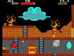Chapolim x Dracula, el Halloween más friki de Sega Master System