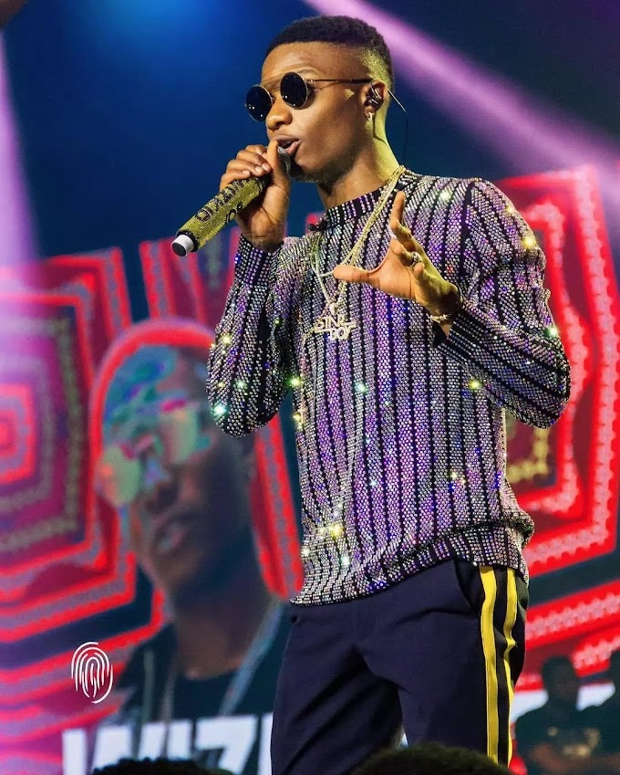 Wizkid Reveals His One Target For 2019