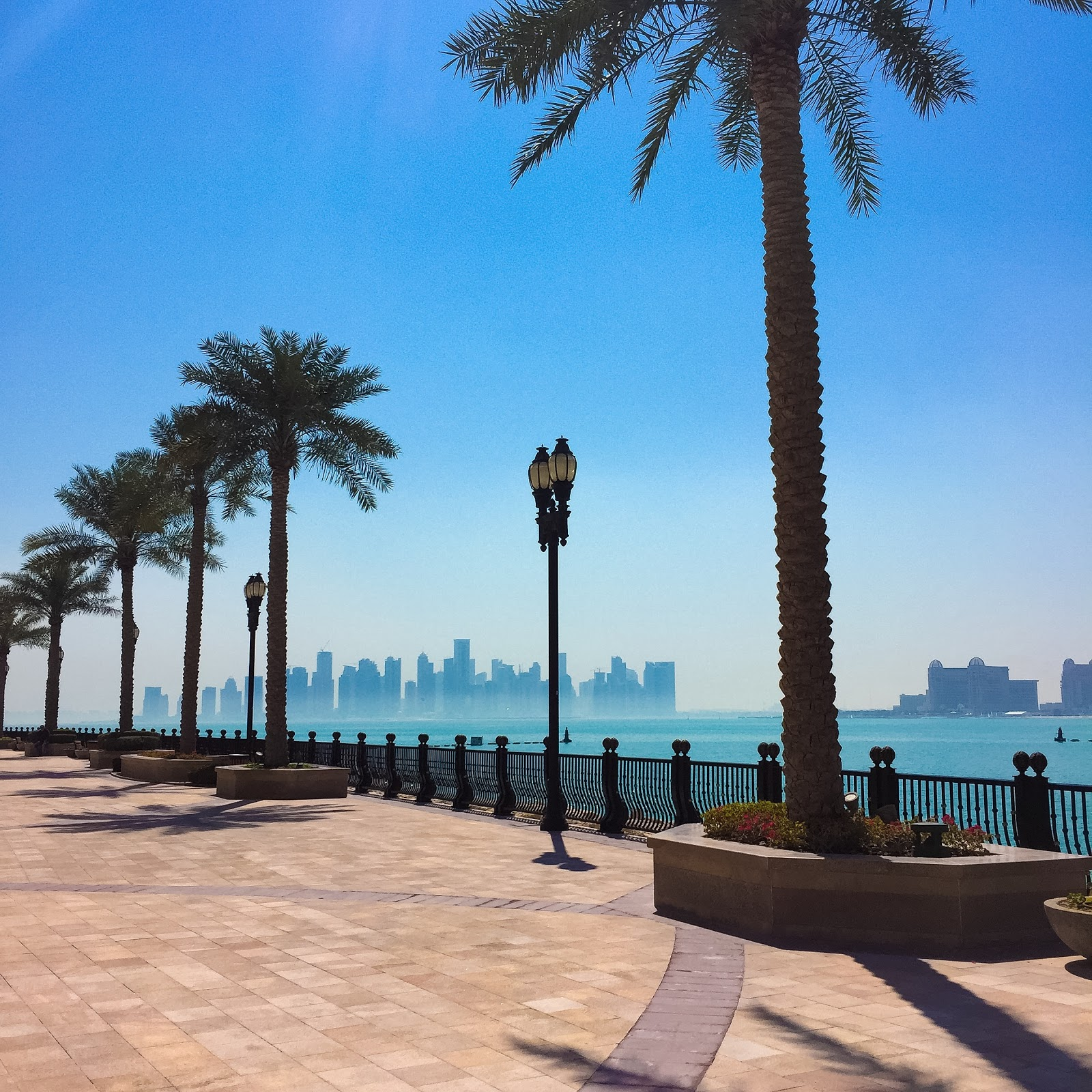 Visiting Qatar: The Pearl Doha