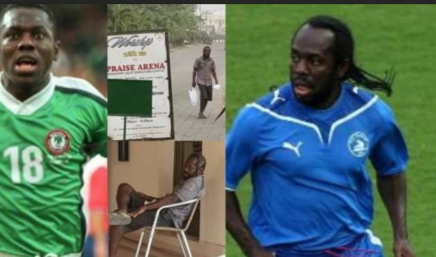 Former Super Eagles midfielder, Wilson Oruma has suffered emotional disorder as a result of how he was reportedly duped by an unknown pastor.