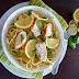 Simple Lemon Basil Pasta With Chicken Recipe