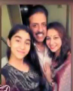 Sudha Rani family